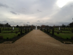 Just one of the vast Gardens