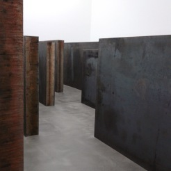 Richard Serra Exhibition