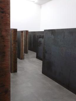 Richard Serra Exhibition