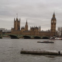 its Big Ben! and the House of Parliament! - Next time...