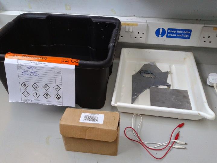 Electro-Etching