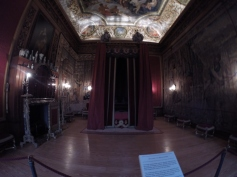 William III's bed chamber