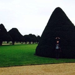 Kelly loves these trees too