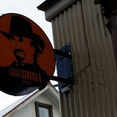 Yep, ate at the Chuck Norris Whiskey Bar