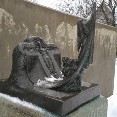 The Einar Jónsson Sculpture Garden