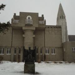 The Einar Jónsson Sculpture Garden
