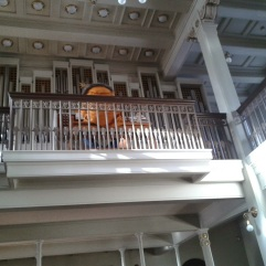 This man was playing the organ! Private Concert