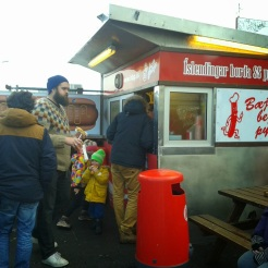 """Best Hotdog in Iceland"""