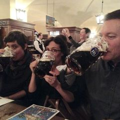 Cheers! in Munich