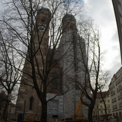 Fraenkirche Church in Bavarian City