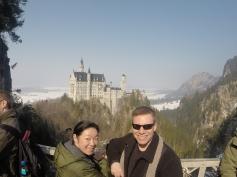 Jim and Yoko, my travel companions