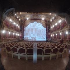 Residenz Theatre - Cuvilliés Theatre